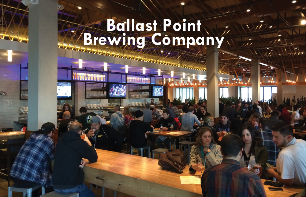 Ballast Point Brewing Company Japan Beer Times