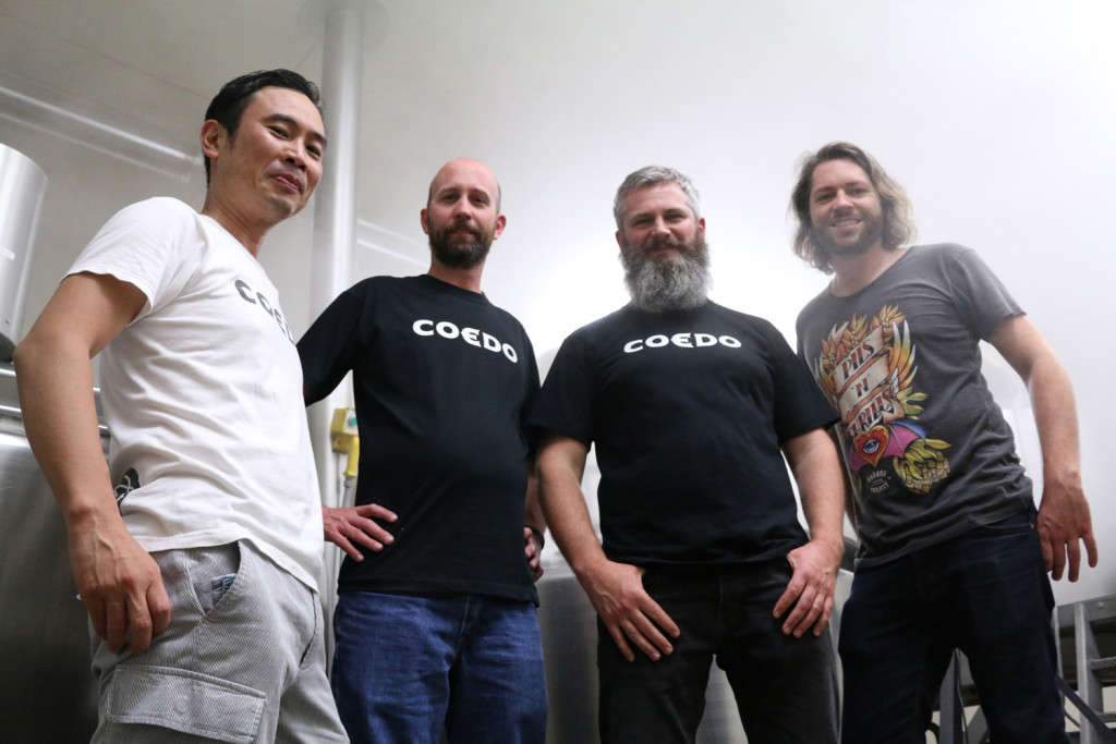 Coedo, Stone and Garage Project three-continent collaboration